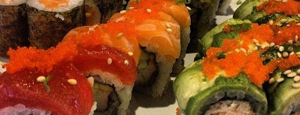 Higashi Japanese Restaurant is one of awesome eats.