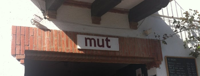 Mut is one of Restaurants de Catalunya.