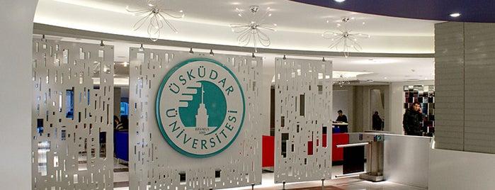 Üsküdar Üniversitesi is one of İstanbuldaki Üniversiteler ve Kampüsler.