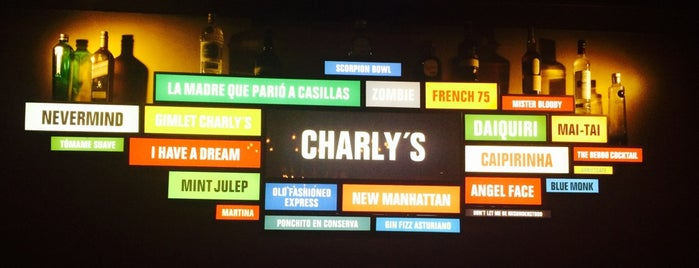 Charly's Bar is one of Básicos de Madrid..