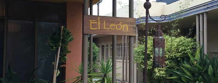 El Leon Spa is one of The 15 Best Places for a Massage in Los Angeles.