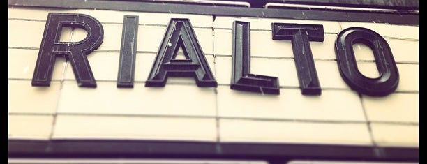 Rialto Theatre is one of Welcome to Raleighwood! #visitUS.