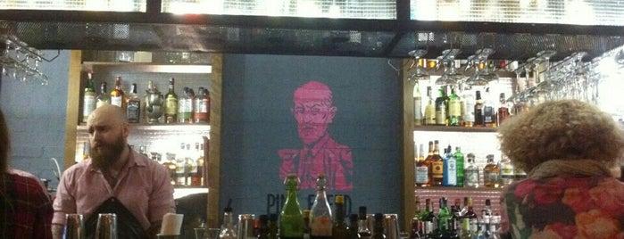 Pink Freud is one of Kiev.