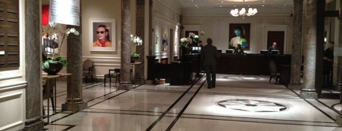 Hyatt Regency London - The Churchill is one of London as a local.