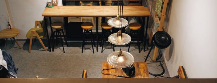 溫床 Nest is one of Coffee shops in Taipei.
