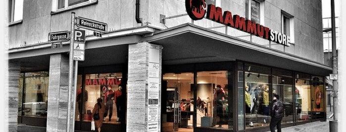 Mammut Store Köln mammut stores