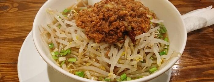 大陸食堂 is one of 辛うま.