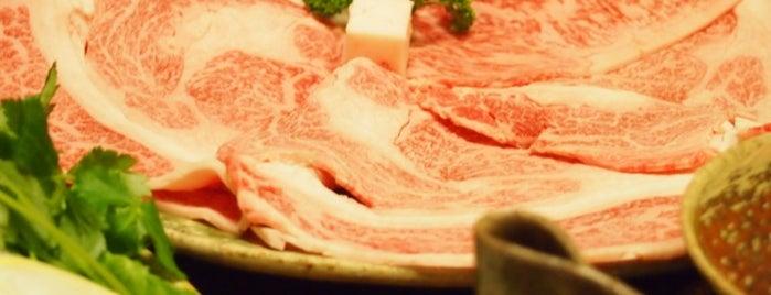 肉料理専門 海津本店 is one of 特別な日にうれしいごはん.