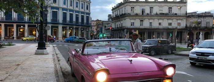 Esplanada del Capitolio is one of Kuba.