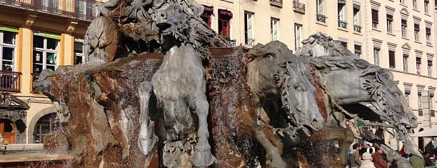 Place des Terreaux is one of Where to go in Lyon, France.