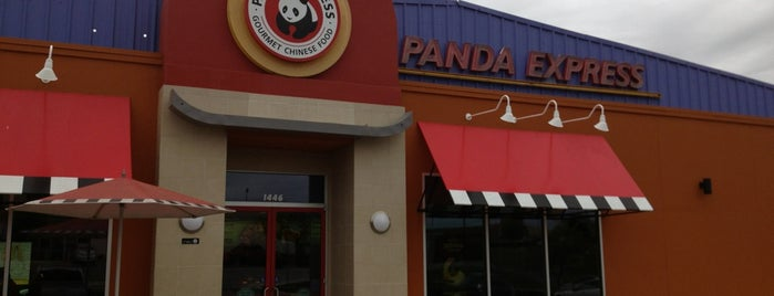 Panda Express is one of Frequent.