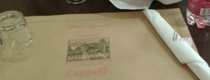 Cappelli is one of LOCAL.