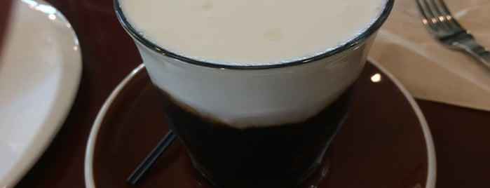 BREW BROS COFFEE is one of iBrunch 모임장소.