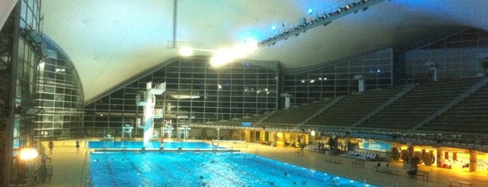 Olympia-Schwimmhalle is one of Germany.