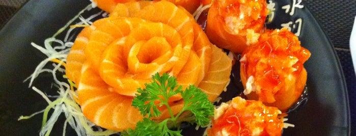 Restaurante Sakura is one of Guia Rio Sushi by Hamond.
