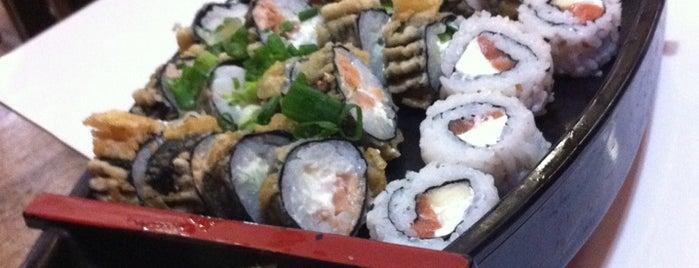 Sushi Lounge is one of Guia Rio Sushi by Hamond.
