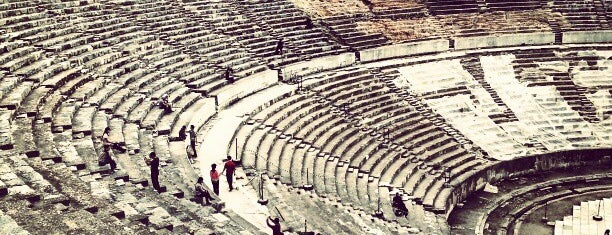 Great Theater of Ephesus is one of themaraton.