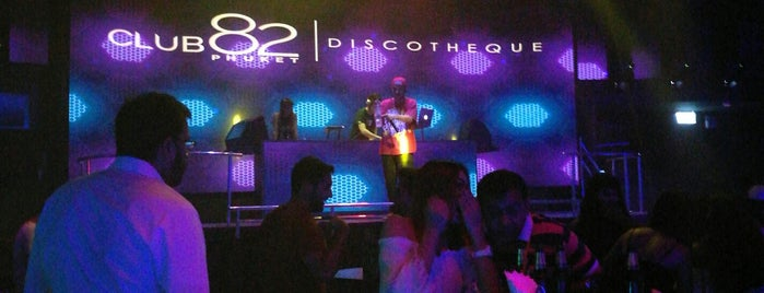Phuket Beach Club is one of Best night spots.