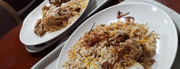 Bismillah Biryani is one of The Layover: Singapore.