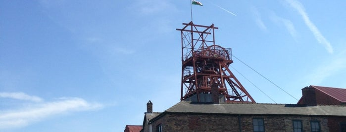 Big Pit National Coal Museum is one of Great family walks.