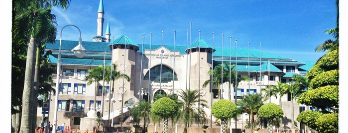Universiti Islam Antarabangsa Malaysia is one of Learning Centers,MY #5.