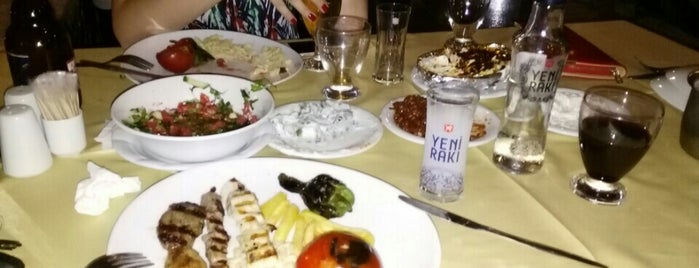 Toptepe Restaurant is one of themaraton.