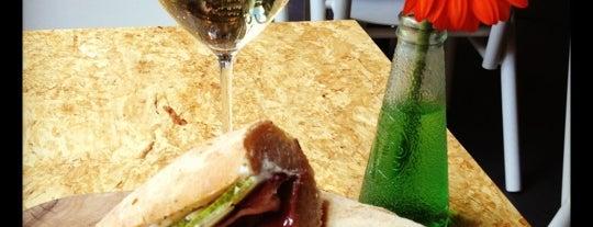 Dalla Terra is one of London Wine Bars.