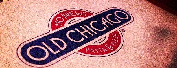 Old Chicago is one of Date Night Ideas.