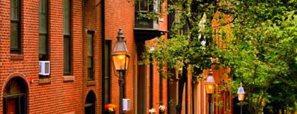 Beacon Hill is one of Essential Boston To-Do's.