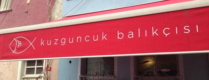 Kuzguncuk Balıkçısı is one of Restaurants.
