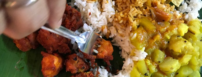 Moorthy's Banana Leaf Rice is one of Food Hunt.