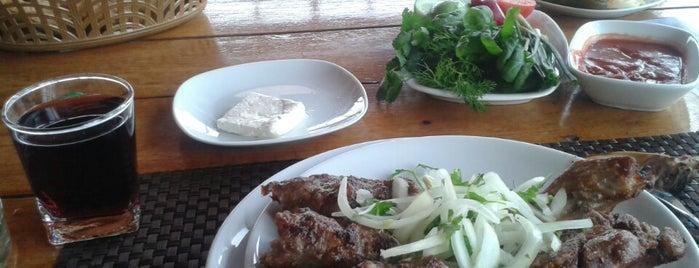 Qaya restoranı is one of Restaurants in Baku (my suggestions).