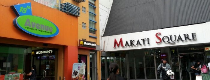 Makati Cinema Square is one of Best places in Makati City, Philippines.