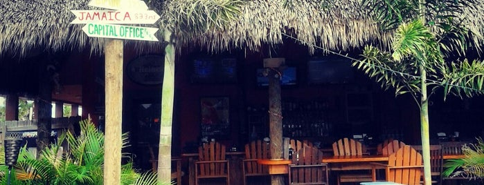 Jerry's Italian Grill and Tiki Village is one of Pubs Breweries and Restaurants.