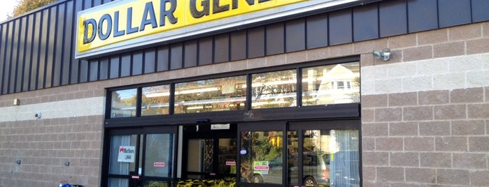 Dollar General is one of The 15 Best Thrift Stores and Vintage Shops in Philadelphia.