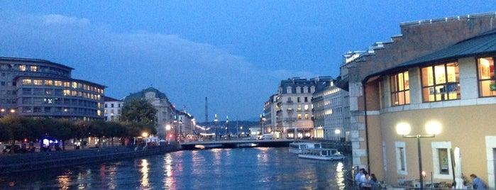 Le Bateau Lavoir is one of Geneva.
