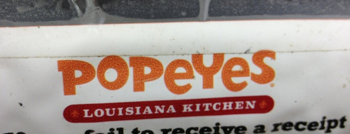Popeye's Chicken & Biscuits is one of Must-visit eateries in Euless area.