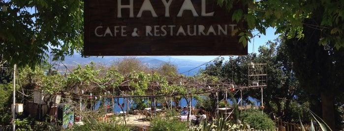 Hayal Cafe - Kale is one of kahve dükkanları.