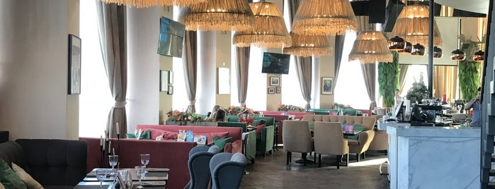 Сытый Лось is one of Restaurants and cafes.