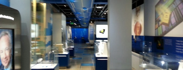 Intel Museum is one of Startups World.