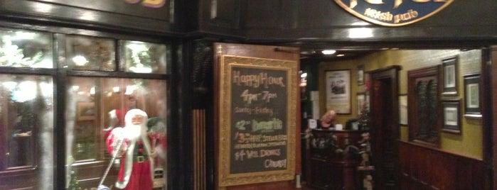 Ri Ra Irish Pub is one of Favorite Nightlife Spots.