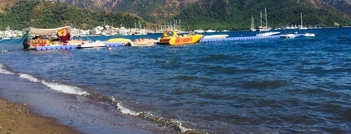 Moon Beach Club is one of Marmaris.