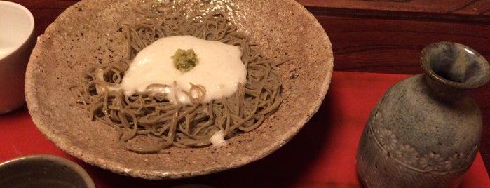 奈良蕎麦屋