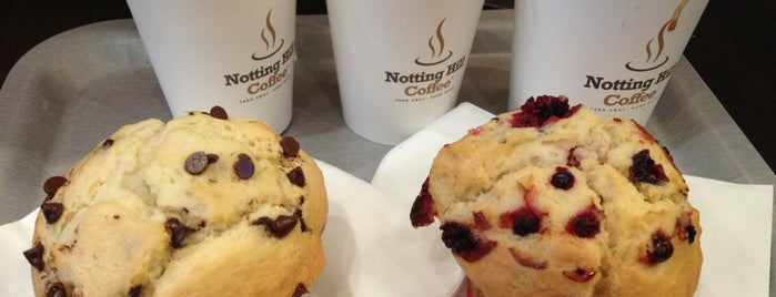 Notting Hill Coffee Grand'Place is one of Places to be in Lille.
