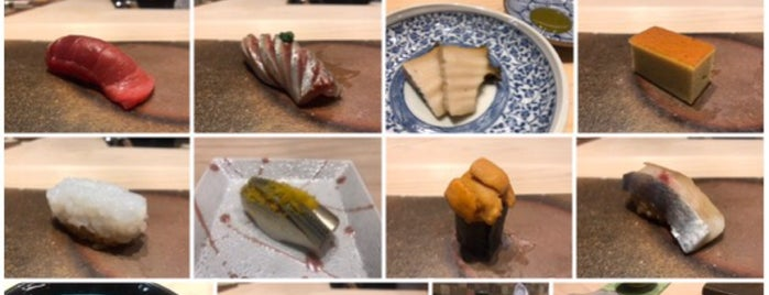 Sushi Ginza Onodera is one of Try.