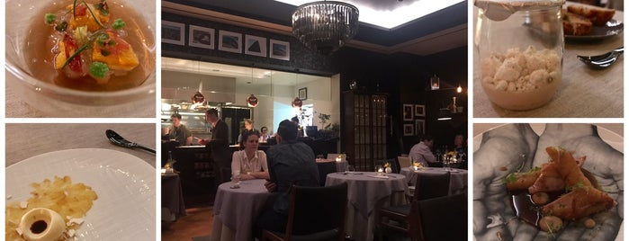 L'Appart is one of Michelin NYC 2017.