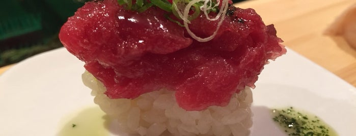 Sushi of Gari is one of Be a Local in the Upper East Side.