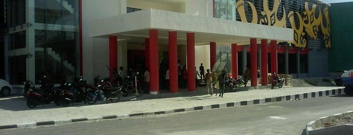 IT Center Universitas Tadulako is one of Universitas Tadulako Palu.