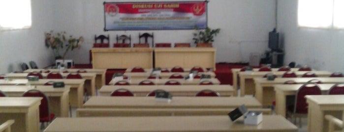 VICON MKRI - Fakultas Hukum UNTAD is one of Universitas Tadulako Palu.