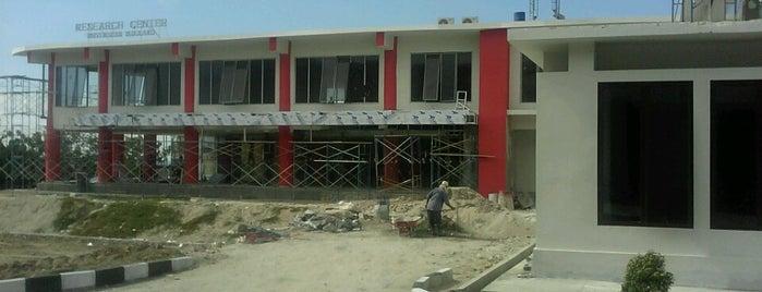 Research Center Universitas Tadulako is one of Universitas Tadulako Palu.